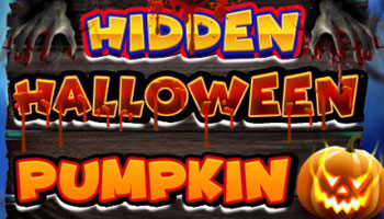 Hidden Halloween Pumpkin