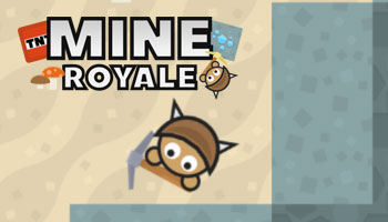 MineRoyale io | Mine Royale io - CBBC GAMES for kids